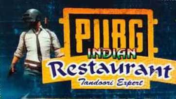 PUBG Indian Restaurant